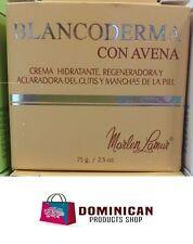 1 BLANCODERMA Whitening Cream 2.5 Oz AVENA OAT CREMA BLANQUEADORA BRASIL JAPAN