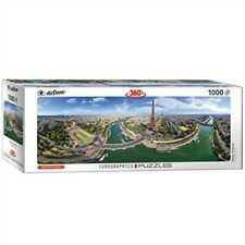 Eurographics Puzzle 1000 Piece Jigsaw - Paris, France EG60105373