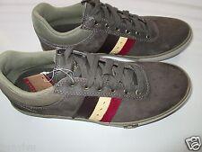 Penguin PMLT2038 MELT Suede Leather Men' Sneaker Dark Olive 8M