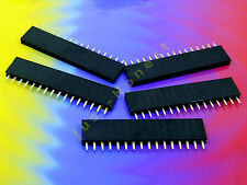 STK. 5 X BOCCOLE BARRA/Header 16 poli 2.54mm Arduino costruzione/Style #a475