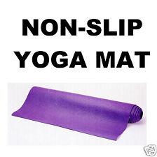 YOGA & PILATES Exercise Mat for Health & Fitness