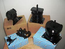FITS: 1999 ACURA TL (3.2L, V6, 3210cc) -- SET OF 5 ENGINE & TRANSMISSION MOUNTS.