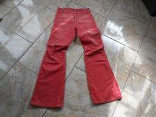 H8353 G-Star Shortcut Elwood Hose W27 L32 Orange-Rot Gut