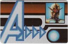 Avengers Assemble * NOVA #AVID-007 HeroClix ID Card #7