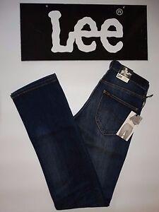 LEE Marion - Straight - Poppy Fresh, L3010GES - BNWT