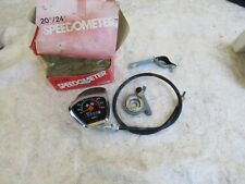 CONCORD SPEEDOMETER 20 / 24 CRATE STINGRAY SCHWINN AND OTHERS