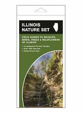 Illinois Nature Set : Field Guides to Wildlife, Birds, Trees and Wildflowers...
