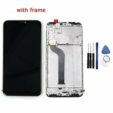 For Xiaomi Mi A2 Lite / Redmi 6 Pro LCD Display Touch Screen Assembly + Frame BK