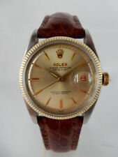 Analoge Rolex Armbanduhren im Vintage-Stil