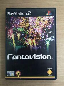 Fantavision Playstation 2 PS2 Game FREE P&P