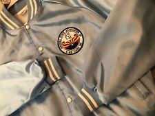 Vintage Arizona 4-Wheelers Bull Auburn Xl Men's Satin Jacket Hipster Rare! Vtg