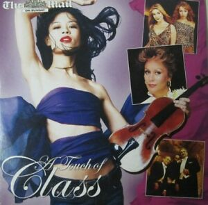 A TOUCH OF CLASS - CD - cardboard sleeve - PROMO THE MAIL ON SUNDAY