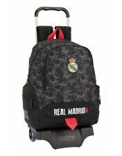 Mochila con carro Real Madrid Black SAFTA SA. 8412688324712