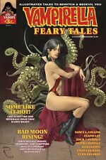 VAMPIRELLA Feary Tales #3 Subscription Variant Cover C  NM