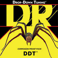 DR Strings Drop Down Tuning Electric Guitar Strings Mega Heavy - DDT13