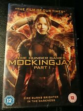 The Hunger Games: Mockingjay Part 1 DVD (2015) - New And Sealed