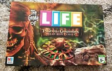 Game of Life Pirates of the Caribbean Dead Man's Chest Edition 2005 COMPLETE