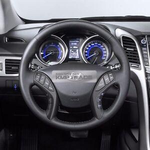 OEM Black Steering Wheel Switch Set For HYUNDAI 2013-2017 Elantra GT i30