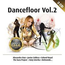 CD NEUF scellé - DANCEFLOOR VOL. 2 / Album 2 CD - 36 Titres -C8