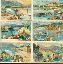LIEBIG : S_0785 : '(Lacs italiens)