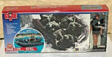 GI Joe Zodiac ZODIAC F-470 Combat Rubber Raiding Craft w/ Navy Seal Figure CRRC