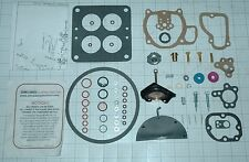1958-75 CARB KIT HOLLEY 4 BARREL W/GOVERNOR DIAMOND T & INTERNATIONAL HARVESTER