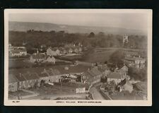 Somerset Weston-super-Mare UPHILL Village c1900/10s? RP PPC Coward PO Stores