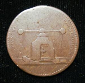 Great Britain 1792 Farthing Token Birmingham (Warwickshire) - Conder - D&H 482