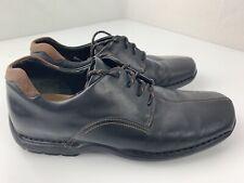 Cole Haan Lace Up Comfort Shoes Men's Size 9.5 M Black co4073j11
