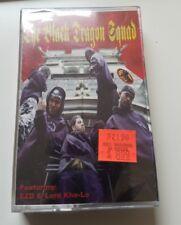 THE BLACK DRAGON SQUAD - GAME OF DEATH / REGGAETON Cassette Unplayed