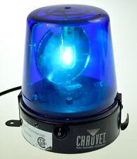 "Chauvet Blue 7"" Police Beacon DJ Club Party Lighting YA-145"