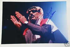 Omar Souleyman عمر سليمان SIGNED 20x30cm PHOTO AUTOGRAFO/Autograph in persona