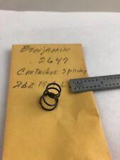 Benjamin BB Gun CARTRIDGE SPRING for 262 pistol part #2647  - B30