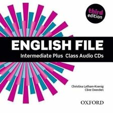 English File third edition: Intermediate Plus: Class Audio CDs: The best way...