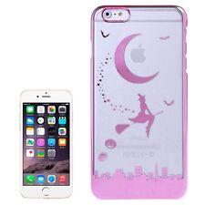 Hardcase Schutzhülle Apple iPhone 6 PLUS & 6S PLUS Halloween Hexe in Pink