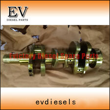 3TN84 3D84E 3TNE84 crankshaft + connecting rod + engine bearing set