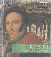 THE CLASSIC COMPOSERS - ROSSINI - OPERA AND OVERTURES - CD - (NEW & SEALED)