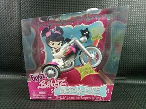 Bratz Babyz Doll Motor-Bike MGA Toys *New In Box* Rare Motorbike