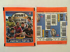 POCHETTE PANINI RUGBY 2014 2015 PACKET TUTEN BUSTINA IMAGES STICKERS