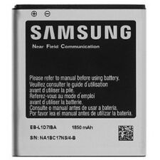 New Samsung EB-L1D7IBA Battery 1850 mAh For Galaxy S2 S II T989, i727, i547