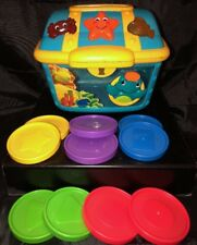 Baby Einstein Musical Counting Treasure Chest-Complete -Educational Toy
