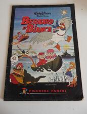 Panini   BERNARD et BIANCA   complet à 60%  SEP23B