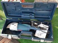 Radial Bosch GWS 20-230 con maletin *nueva a Estrenar*