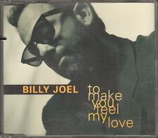 BILLY JOEL To Make You Feel My Love CDSingle 5 track 1997 Hard Day's Night
