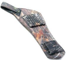 Quiver Tubes Strap Camo Super Sportsman Outdoor Archery Bow Arrow Holder Belt