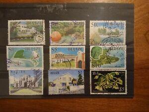 Stamps Belize 2005 Definatives