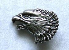Adlerkopf mit Schraube Concho Eagle Weisskopfseeadler Conchas Seeadler