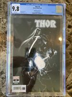 THOR #6 DELL'OTTO 1:50 VARIANT CGC 9.8 NM++ DEATH OF GALACTUS DONNY CATES MARVEL