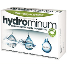 HYDROMINUM - 30 TABLETS - elimination of excess water from the body