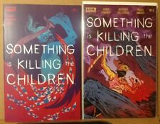 Something is Killing the Children #1 and #2 - Second Print Set